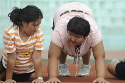 Obesity is a growing condition among Chinese children.