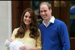 Duke William And Duchess Of Cambridge Kate  Middleton Introduces Princess