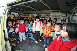18,500 children die from car crashes in China, making it the leading cause of death among kids aged 3-14 years old.