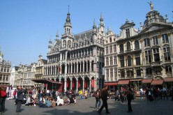 Brussels is the capital city of Belgium and home to the headquarters of the European Union.