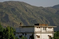 Bin Laden's house in Abbottabad, Rawalpindi