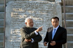 Indian Prime Minister Narendra Modi is in a three-day visit to China aimed at winning trust and investment in the country.