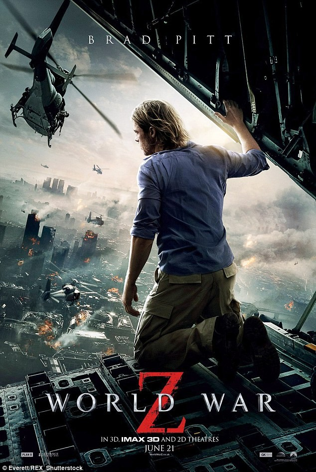 'World War Z 2' Cancelled as Paramount Will Work Instead on TV Series to Rival 'The Walking Dead'?