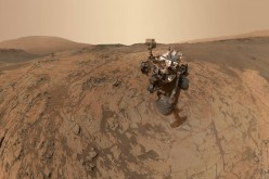 Methane spikes on Mars could originate from Curiosity rover itself or small carbonaceous meteorites.