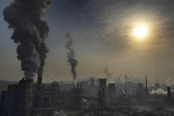 Hebei Province is home to a number of highly polluting heavy industries such as steel, cement and coal power.
