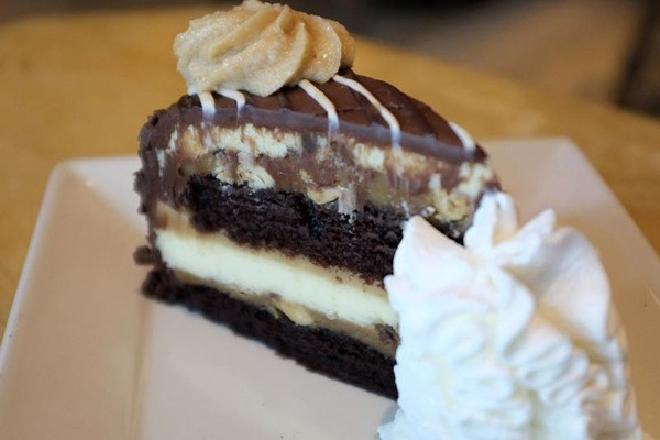 Cheesecake Factory cake