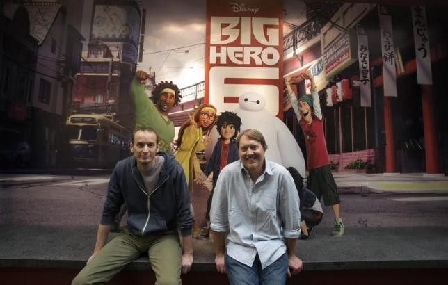 "There are rumblings that a sequel to Disney Animation's ""Big Hero 6"" is underway."