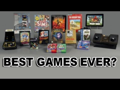 Video Game Hall of Game first class