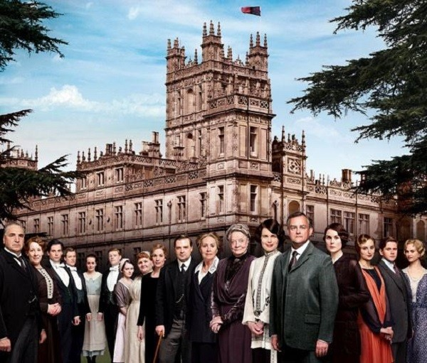 Downton Abbey Cast Gear For Finale