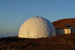 How is it like to live on Mars? Six scientists emerge from a simulation Martian dome after 8 months.