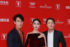 Chinese stars attend this year's Shanghai International Film Festival.