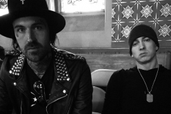 Eminem collaborated with his protege Yelawolf in the track