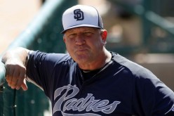 Pat Murphy has taken over as Padres interim manager for the rest of the season.