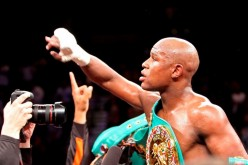 Floyd Mayweather is said to be preparing for an easy last fight and may not want to take on the likes of Gennady Golovkin.