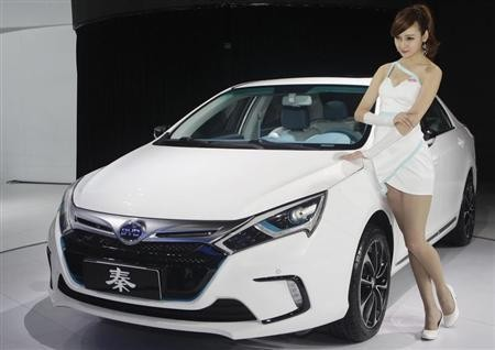 BYD Company receives complaints for insufficient battery life of BYD Qin.