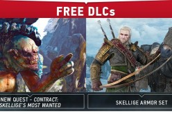 The Witcher 3: Wild Hunt Free DLC for Week 6