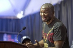 Floyd Mayweather Sr. was called immature by his son Money May for criticizing Adrien Broner