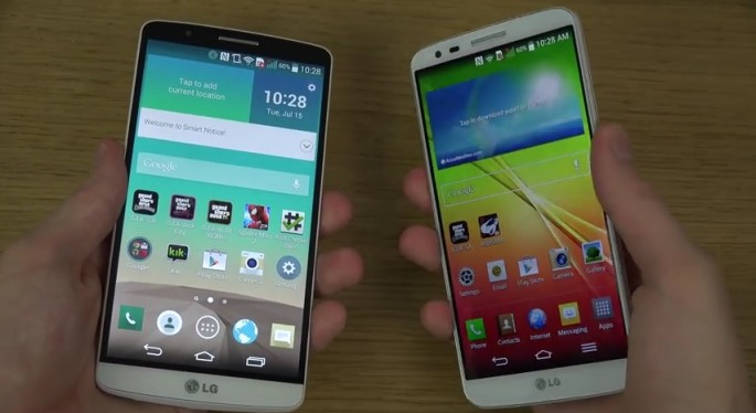 No Android Lollipop 5 1 Update For LG G3, LG Flex 2? Skippin