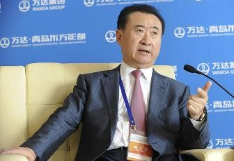 Wang is ranked by Bloomberg News as the richest man in China and the ninth wealthiest in the world, with a net worth of $42.1 billion.