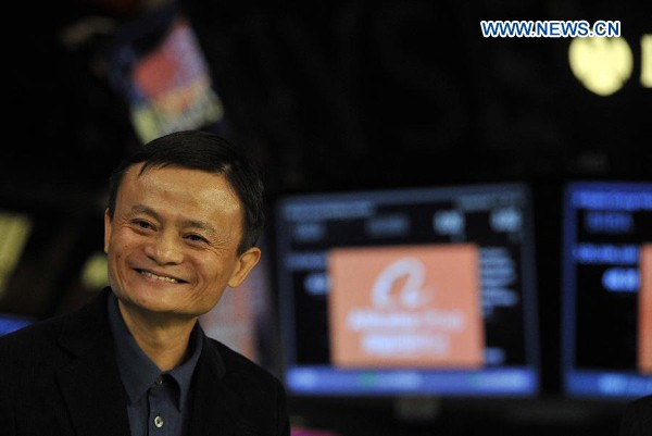 Alibaba chairman Jack Ma is a known advocate of women's rights and entrepreneurship.