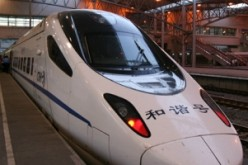 The construction of a new high-speed railway is forcing many families to relocate.