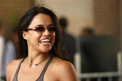 Michelle Rodriguez played Letty Ortiz, the girlfriend and eventually the wife of Dominic Toretto (Vin Diesel), in the