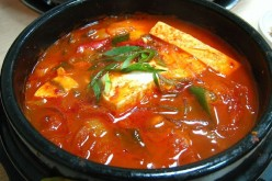 Have you tried kimchi jjigae? Adventurous eaters are healthier and weigh less too.