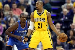 David West pins his hopes of making it to the Finals to joining the Spurs.