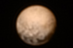 Latest image sent by New Horizons