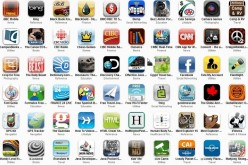 From news to education to utilities to social networking--some of the apps used by a Canadian teacher in Calgary.