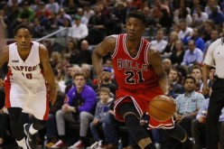 Jimmy Butler stays with the Bulls.