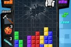 Tetris iPhone screenshot