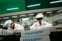 Hon Hai, or Foxconn, is the world's largest contract electronics maker.