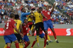 Jamaica held Costa Rica to a 2-2 draw in the 2015 Gold Cup.