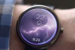 The new Android Wear Watch has watch-to-watch messages and Interactive face.