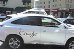 Google Lexus SUV self-driving car