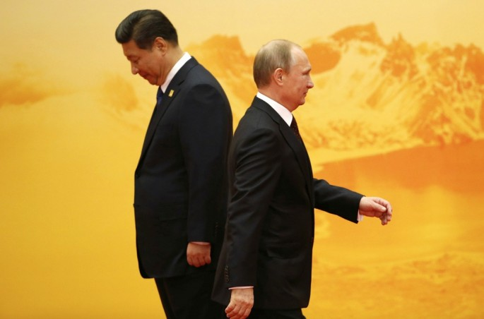 "The China-Russia ""friendship"" depends on Russia's attitude toward China's numerous ventures."