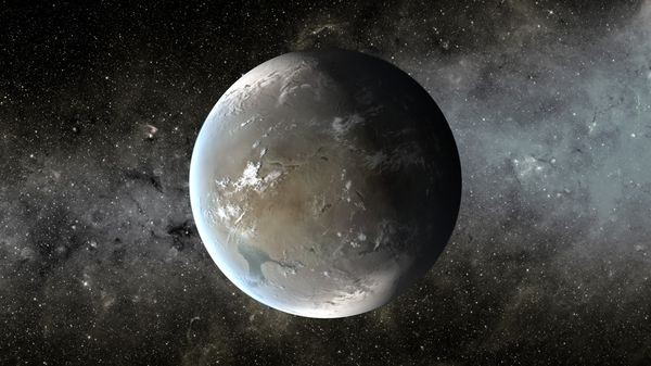 The Earth-like planet Kepler-452b is situated 14 million light years away from our home planet.