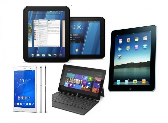 Top 5 Tablets