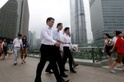 Most of China's white-collar laborers work overtime, a survey reveals.