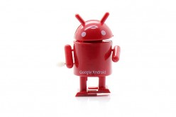 Goolge Android robot