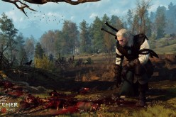 The Witcher 3 1.08 patch showing chopped off heads