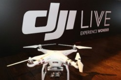 The store will feature all DJI's gadgets and products, including high-end and entry-level drones.