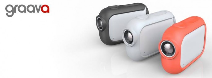 Graava action camera