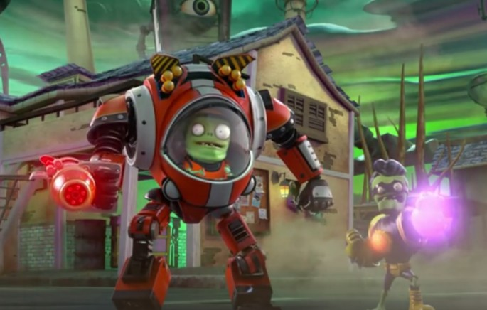 Plants Vs Zombies Garden Warfare 2 Gets A Release Date