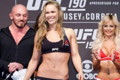'Dragon Ball Z' Character Goku Is Too 'Goodygoody' For Ronda Rousey, Rowdy Says She Can Beat Floyd Mayweather In 'Ruleless' Fight