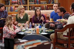 'The Big Bang Theory' Season 9 premiere cast