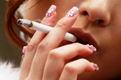 Scientists discovered a smoke cessation therapy that involved bacterial enzyme.
