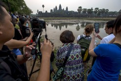 Angkor Wat in Siem Reap attracts millions of tourists from all over the globe annually.
