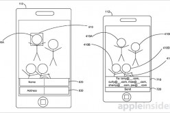Apple's facial recognition patent filing